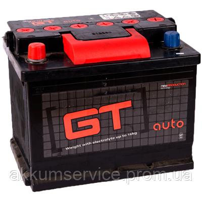 Аккумулятор автомобильный GTA 60AH L+ 480А