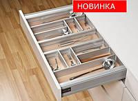 Алюминиевая разделительная система в ящик Н80