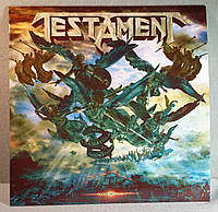 CD диск Testament - The Formation of Damnation