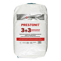 Шпатлевка для стен Престонит 3+3 Тиккурила заполнение до 3мм, 14л (22.4кг)