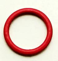 Кольцо для бретелей 10 мм металл красный (50 шт/уп)