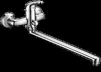 Смеситель Welle ''Erma'' для ванны и душа H23A990D