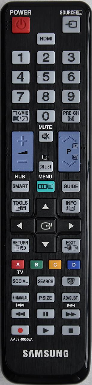 Пульт на телевизор  SAMSUNG. Модель AA59-00507A ОРИГИНАЛ!!!