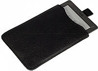 Обложка для Pocketbook Basic 611 черная фактурная кожа (150012)