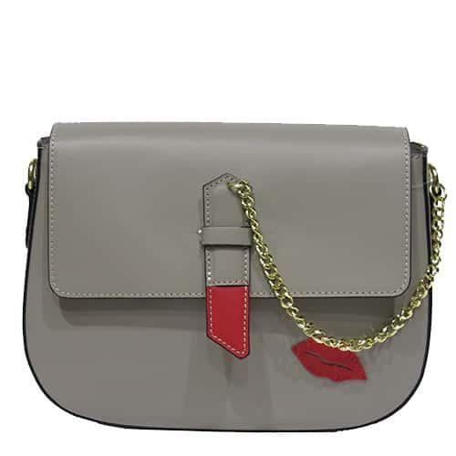 5eb438da6287 Женская сумка Felicita 1070 из натуральной кожи итальянская фабричная