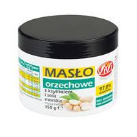 """Арахисовое масло с ксилитолом и морской солью """"Vivi"""", 350 г"""