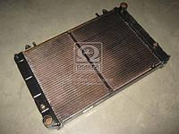 Радиатор водяного   охлаждения  ГАЗ 2217 СОБОЛЬ с 1999 г.в. (2-х рядный  ) (пр-во г.Бишкек)