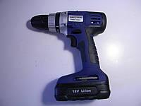 Аккумуляторный шуруповерт Wintech WLSD-18/2