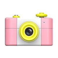 Детский фотоаппарат Remax Kids Prix Camera XT-XJ01 Pink