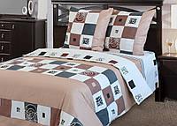 Полуторное постельное белье Элит 150*220 хлопок