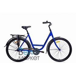 """Велосипед AIST Tracker 1.0 26"""" (Синій )/ ЛЕЛЕКА / дорожній / міський / байк сіті"""