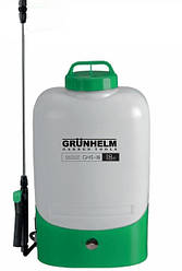 Аккумуляторный опрыскиватель Grunhelm GHS-18