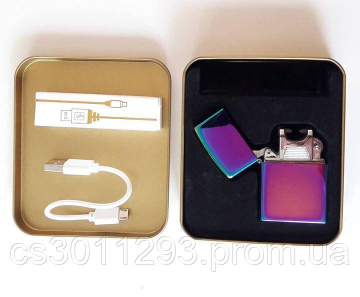 Электроимпульсные USB Зажигалки ZIPPO