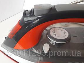 Керамический Утюг с Регулируемым Потоком Пара 2200W (керамика - 2209), фото 3