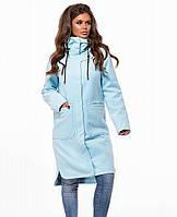 Женское пальто в стиле кэжуал-3 цвета 42,44,46,48,50,52,54