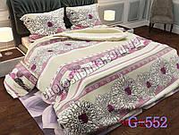 Комплект постільної білизни двоспальний (бязь) (Комплект постельного белья двуспальный (бязь))