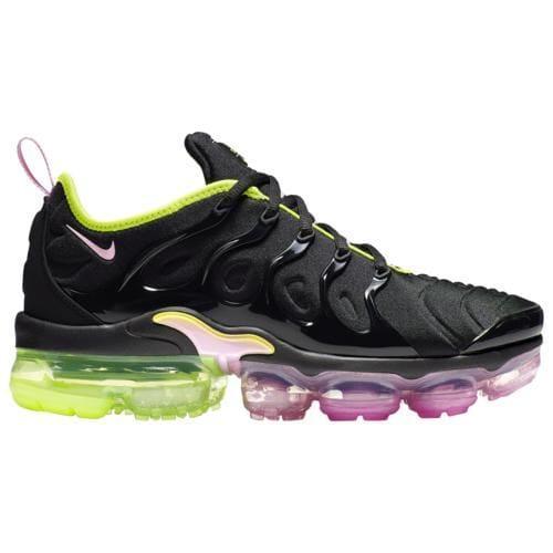 25736a4d9a Кроссовки/Кеды (Оригинал) Nike Air Vapormax Plus Black/Pink Rise/Cyber