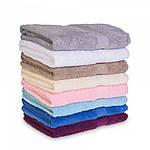 Махровое полотенце 90*150 Grange, Роза., фото 6