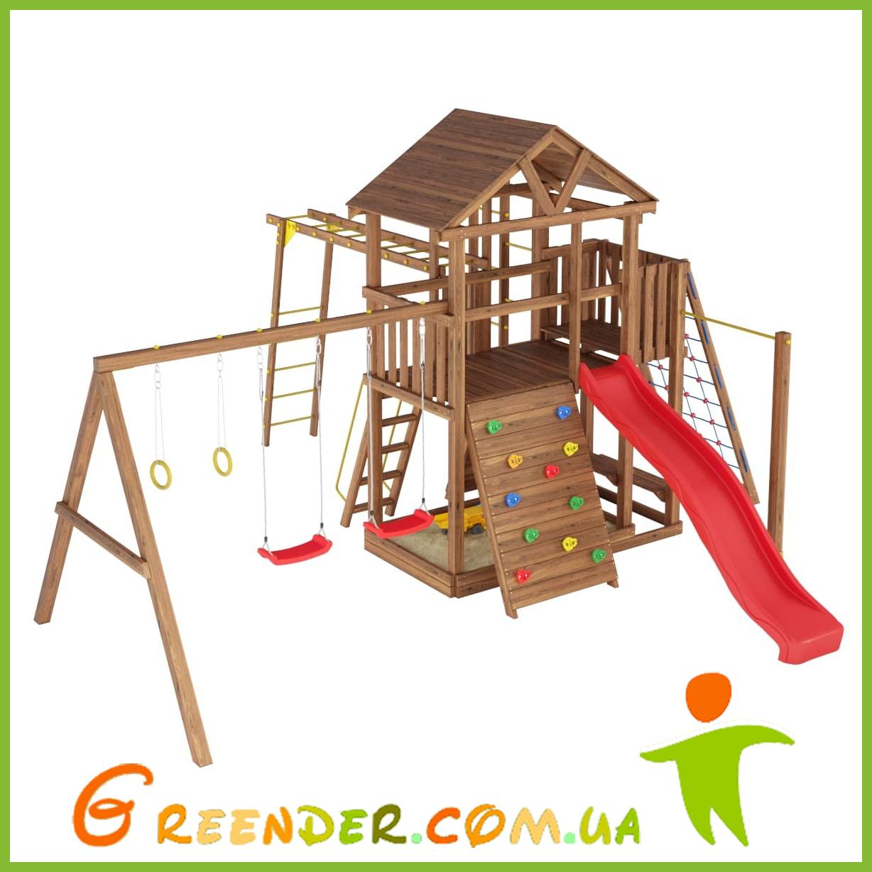 Игровые комплексы для детей Leaf 5