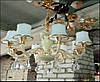 Люстра хрустальная 8500 на 5 ламп