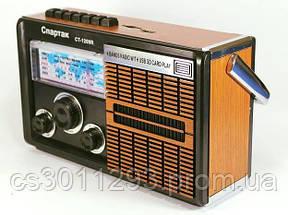 Радиоприёмник в Стиле РЕТРО (USB,MicroSD,Мр3), фото 3