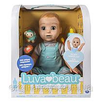 Интерактивная говорящая кукла Лувабелла Лувабо Luvabella Luvabeau Responsive Baby Doll Spin Master