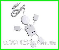 USB Хаб Разветвитель на 4 порта, фото 2