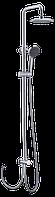Душевая стойка Welle с лейкой 3R-1KM0404B-TH3341