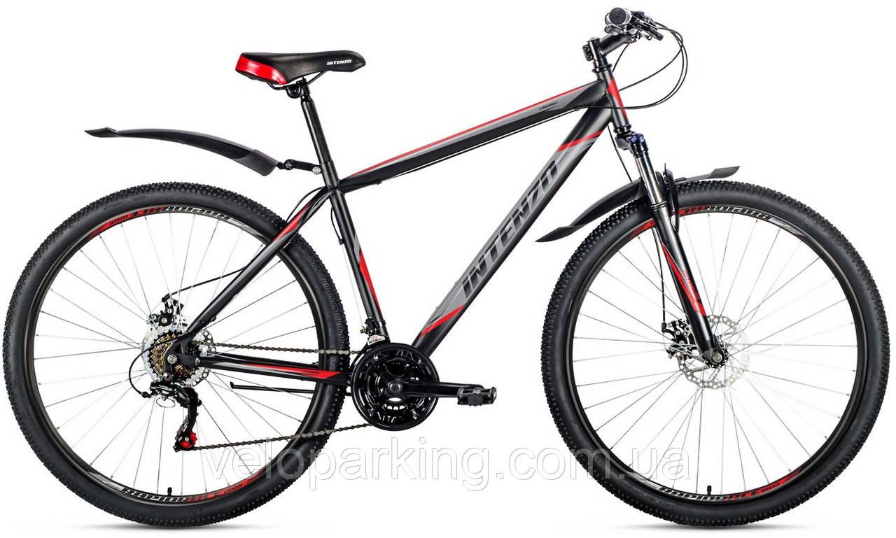 Горный велосипед Intenzo Forsage 27.5 (2019) DD new
