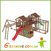 Уличные детские площадки Leaf 14