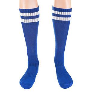 Гетры подросток, терилен, синийF15B, фото 2