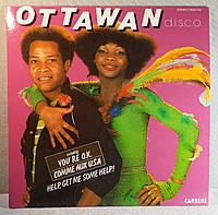 CD диск Ottawan - D.I.S.C.O