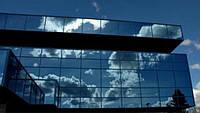 Тонировка стеклянных фасадов