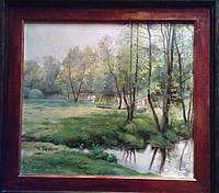 Картины маслом, живопись