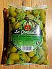 Оливки зеленые с косточкой La Contadina (850 г)