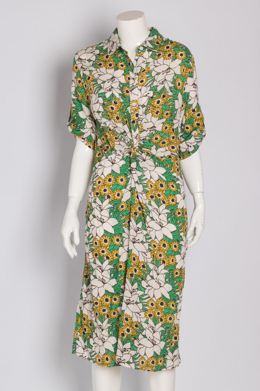 Платье женское WIYA WIYA 5185 VERDE GREEN