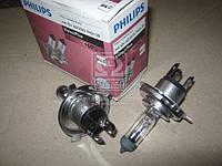 Лампа накаливания H4 VisionPlus (+60) 12V 60/55W P43t-38 2шт (пр-во Philips)