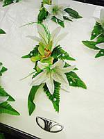 Цветы на присосках Весенние