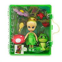 Набор от Disney Animators' Collection Tinker Bell Mini Doll Playset