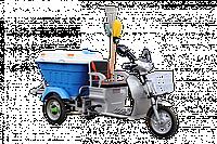 Трицикл ГЕРКУЛЕС e-Cleaner