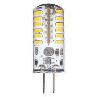 Лампа светодиодная LB-522  230V 3W 48leds G4 4000K 240lm