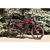 Мопед SkyMoto Worker 110 Red