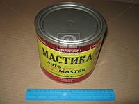 Мастика битумная (антикоррозионная) Master Bitum (банка 1,8кг)
