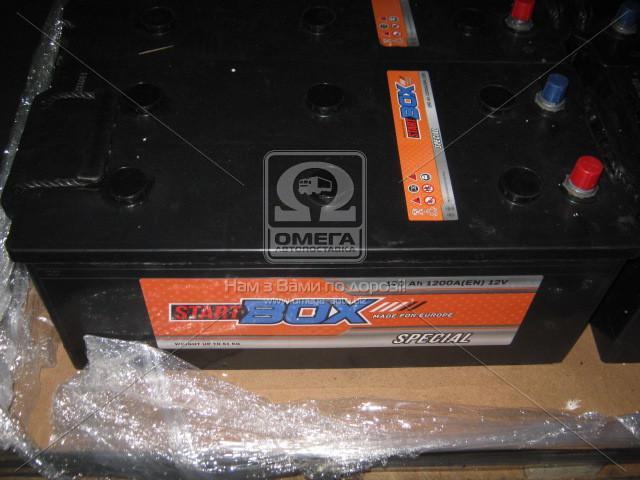 Аккумулятор  190Ah-12v StartBOX Special (513x220x223),L,EN1200