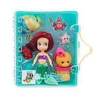 Набор от Disney Animators' Collection Ariel Mini Doll Playset - The Little Mermaid