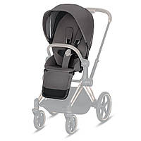 Комплект ткани Cybex Priam Lux Seat Classic collection / Manhattan Grey mid grey