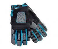 Перчатки универсальные комбинированные DELUXE, XL GROSS 90334