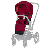 Комплект ткани Cybex Priam Lux Seat Classic collection / True Red red