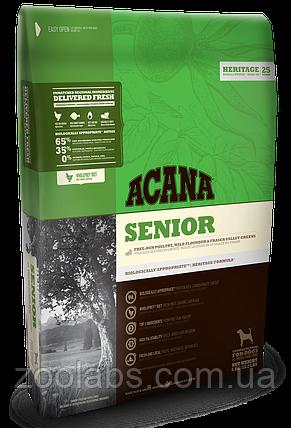 Корм Acana для собак сеньор | Acana Senior Dog 2.0 кг, фото 2