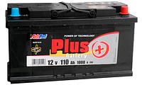 Аккумулятор автомобильный Autopart Plus 110AH R+ 950А